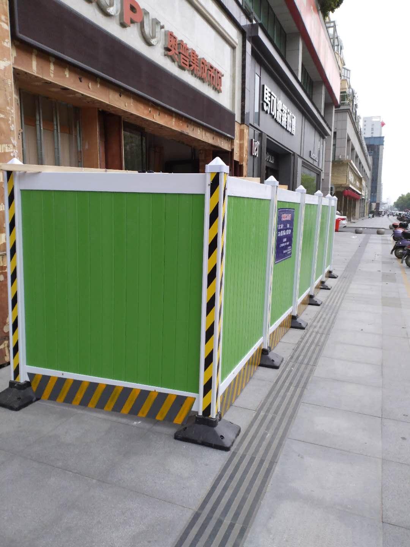 陕西周边制作绿色工程围挡多少一块